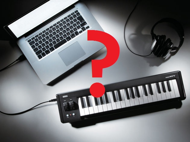 Are MIDI keyboards required for making beats? (part 1)